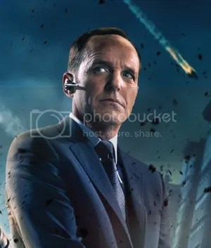 Clark Gregg Agent Phil Coulson S.H.I.E.L.D.