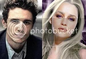 Emilia Clarke James Franco The Garden of Last Days