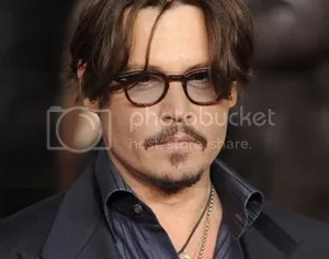 Johnny Depp Into The Woods The Wolf