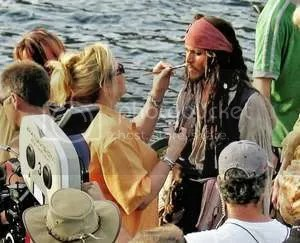 Johnny Depp Pirates of the Caribbean 5 Casting Calls