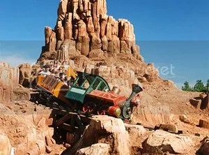 Disney Casting Big Thunder Mountain