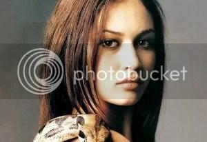 Beautiful Olga Kurylenko Vera Evans