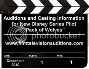 Disney Casting