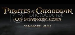 Pirates of the Caribbean 4 Open Casting Calls