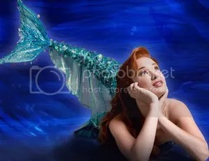 Sierra Boggess The Little Mermaid Broadway