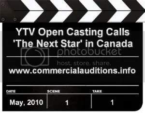 The Next Star Open Auditions