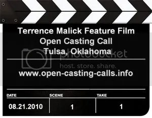 Project B Open Casting Call Tulsa