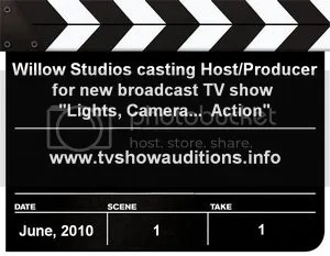 TV Show Host Casting Call