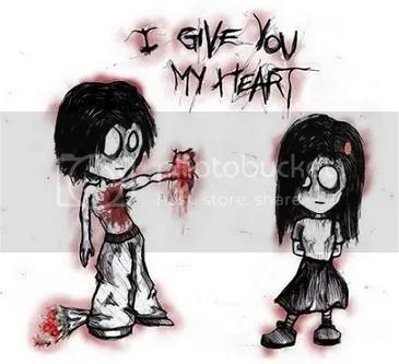 give me your heart not flower or doll
