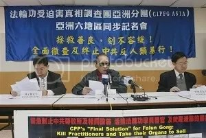 Szeto Wah on press conference