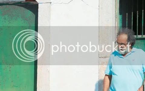 Ο αρχιτέκτονας-πολεοδόμος, Μιχάλης Πρώιος που πρωταγωνιστεί στην προσπάθεια διάσωσης του φάρου στο Ρέπι