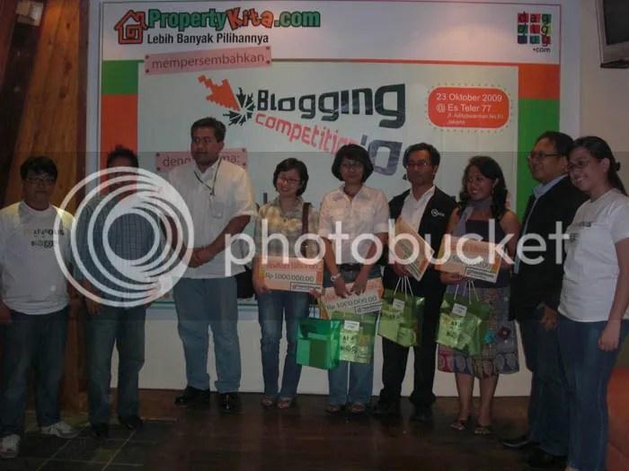 Pengemuman Pemenang PropertyKita