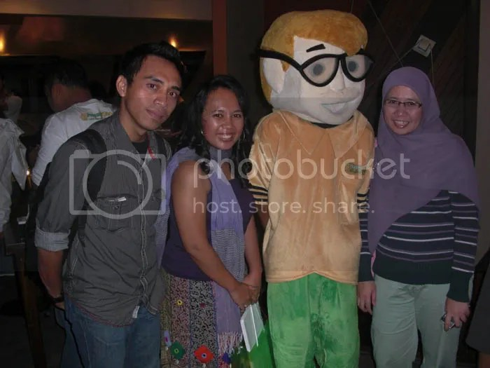 Mejeng with Mr.Prop
