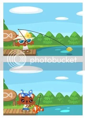 Skunyos went Fishing