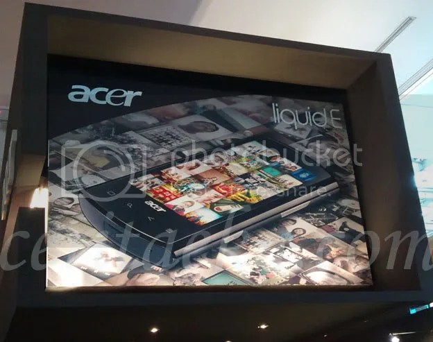 Acer Liquid E basis Android