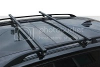 GMC Acadia Roof Rack Cross Bars Luggage Carrier