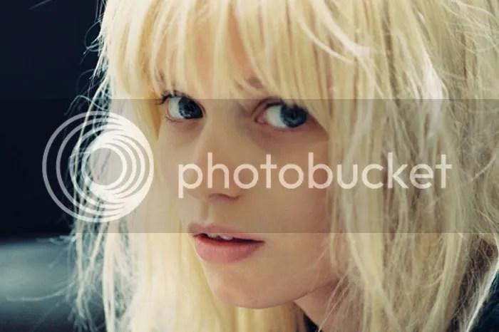 Abbey Lee,bleach,innocence,blondee,pastel