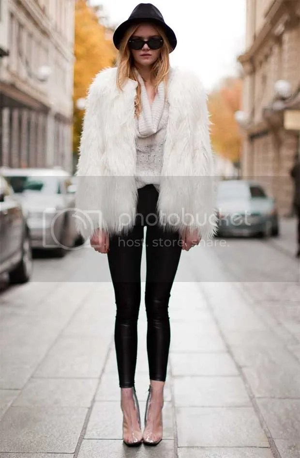 fur,white,winter,leather,hat