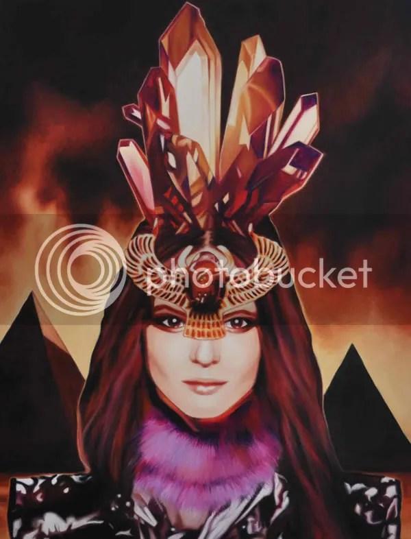 pyramids,triangle,crystals,purple,mystical,fur,brown,scarab,egpyt