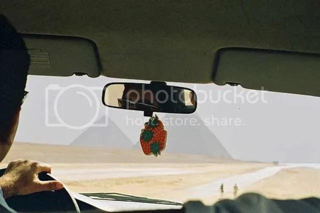 egypt,driving,desert,triangle,pyramid