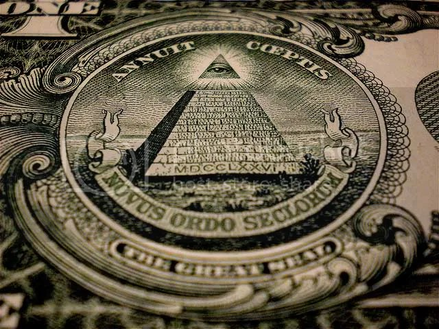 pyramid,money,green