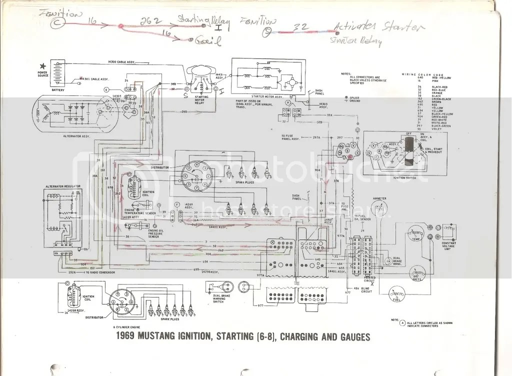 89 Mustang Instrument Cluster Wiring Diagram, 89, Get Free
