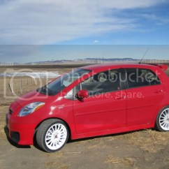 Toyota Yaris Trd Rear Sway Bar Sportivo M/t My 2010 Rs Not For Dialup Forums