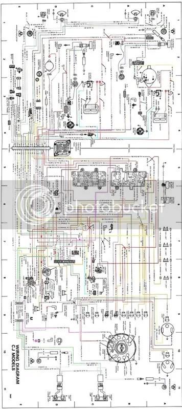 1969 cj wiring diagram - wiring diagram progresif - 69 jeep cj5 wiring