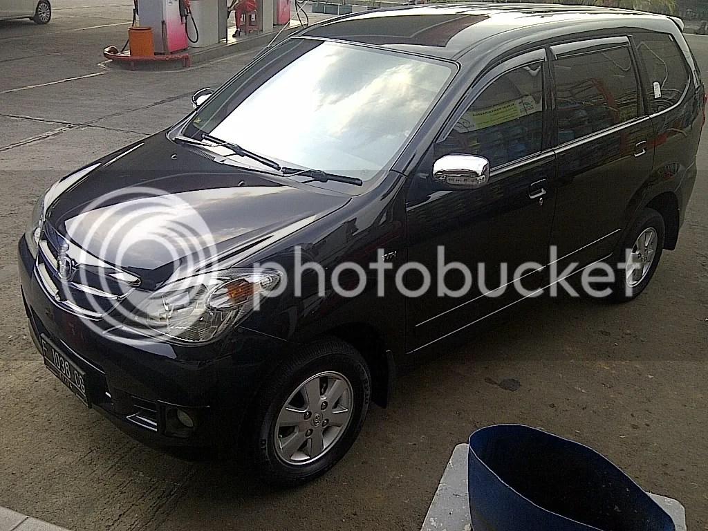 grand new avanza g hitam harga headlamp veloz 91 modifikasi 2012 2018 mobil