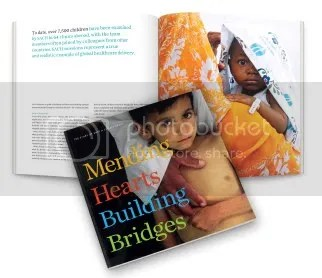 cover of Mending Hearts, Building Bridges: The Story of Save a Child's Heart by Bernard Goldman