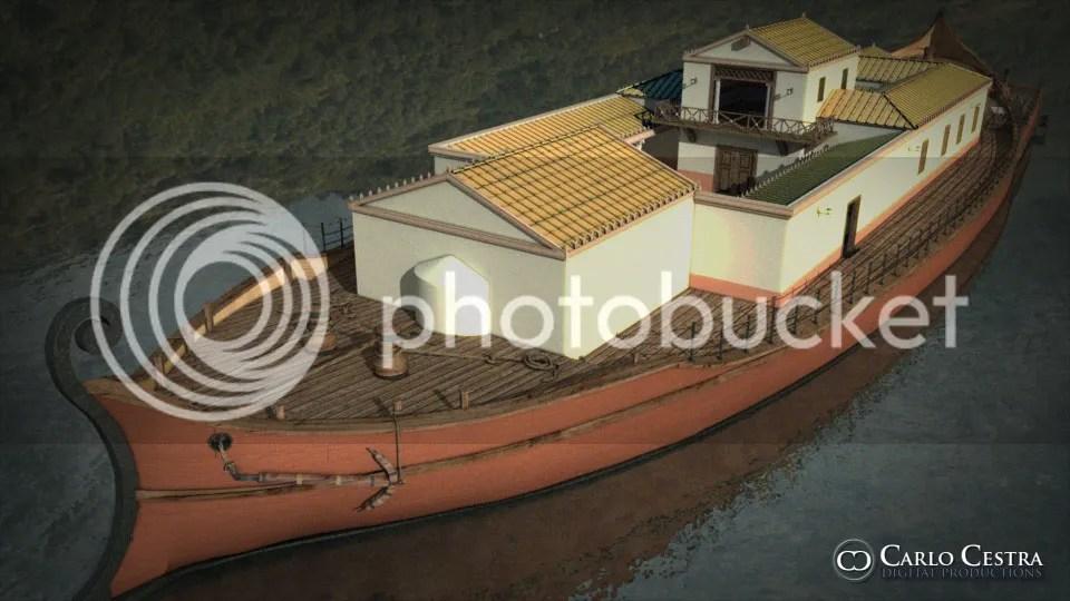 【歷史臺】超級工程:羅馬是怎樣建成的Ⅳ暴君的鐵腕(原創多圖) - 香港膠登 HKGalden