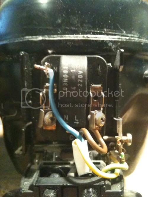 small resolution of fridge compressor problems pneumatic cannon discussion together with dayton compressor wiring diagram as well as