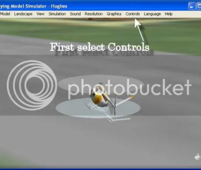 Esky Flight Simulator Vista