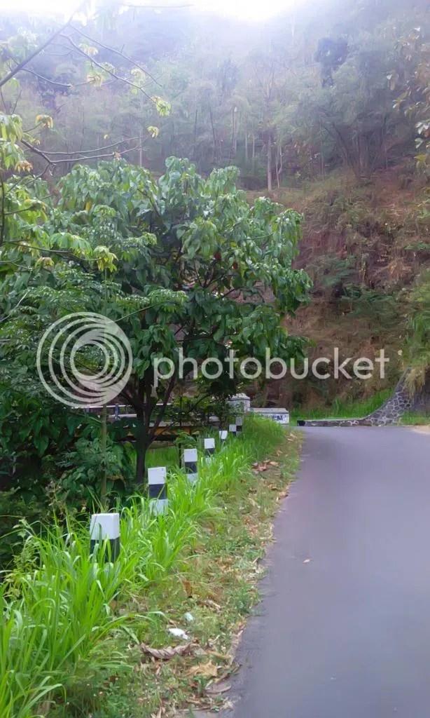 Panorama Alam Desa Wisata Rahtawu Kudus Jawa Tengah