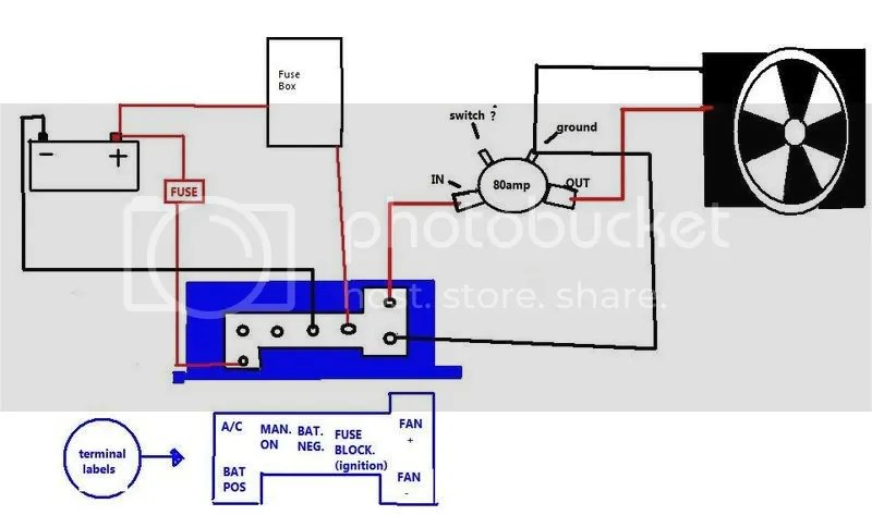 ELECTRICAL GURU NEEDED Fan Wiring Diagram JeepForum Com
