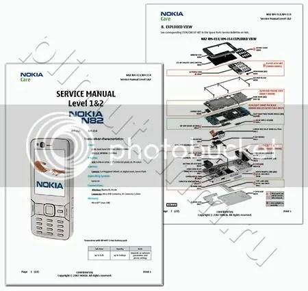 بورد صيانة الجوال Nokia N82 من الالف الى الياء