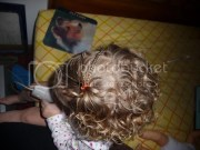 curly hairdo ideas baby hairstyle