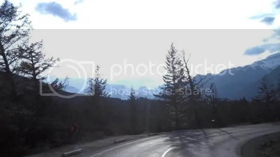 Tunnel Mountain Road