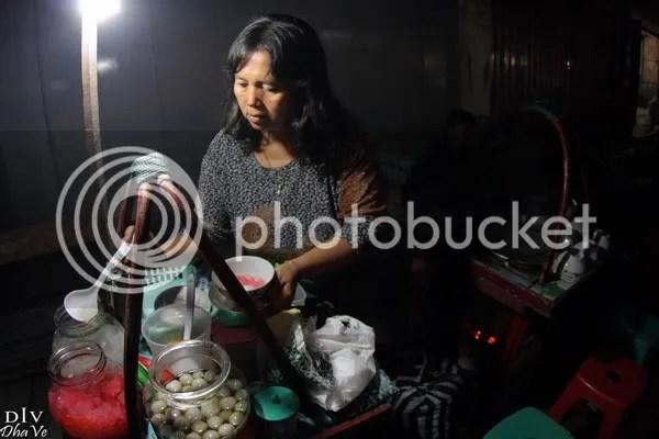 Gerobak Ronde Salatiga - Blog Fanny Herdina