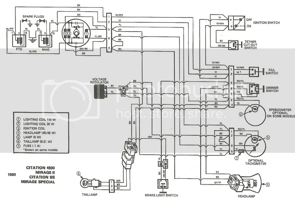 2009 ski doo wiring diagram