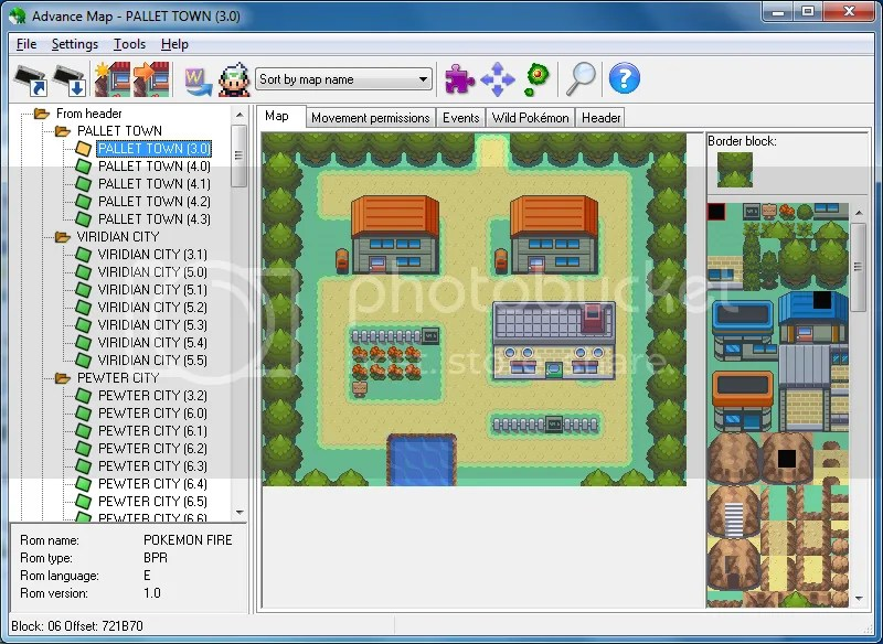 Pokemon fire red rom .ips patch