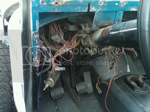 small resolution of 1983 cj7 dash wiring wiring diagram user 1978 cj7 dash wiring