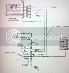 home cadillac alternator wiring 1969 cadillac fleetwood charging problem [ 768 x 1024 Pixel ]