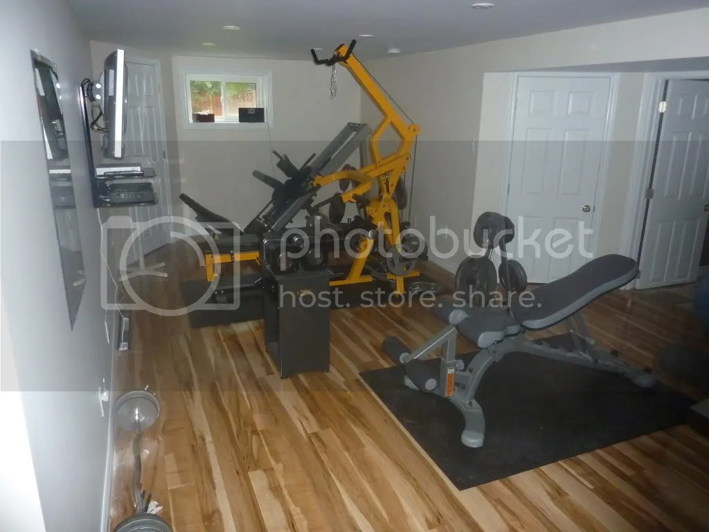 chair gym setup mat walmart pic 39s and discussion of your quothome quot page 120