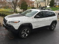 eBay roof rails and Thule rack - 2014+ Jeep Cherokee Forums