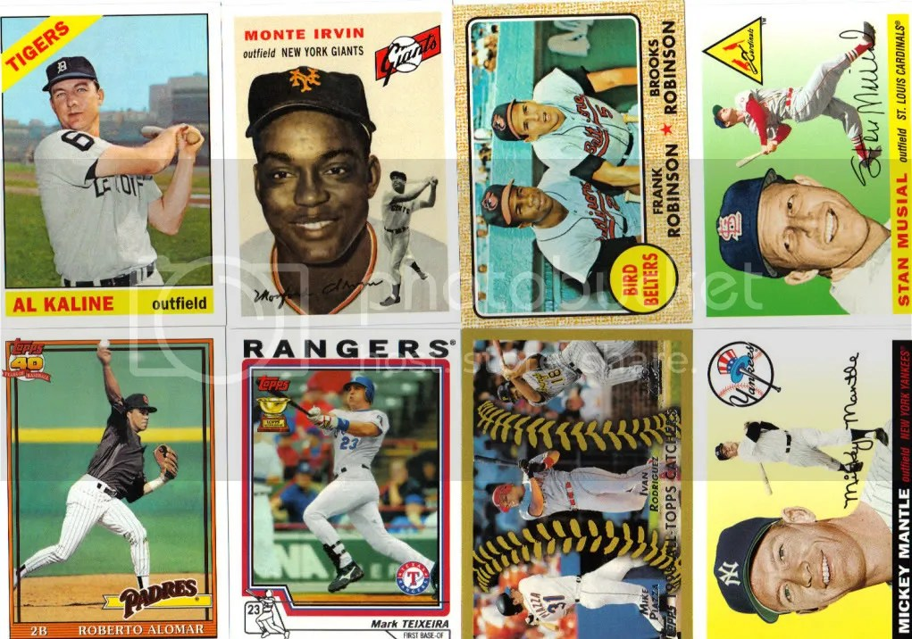 60 Years of Topps