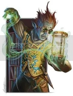 The best wizard race kentusrpg smart assing d d 5e for Naked fish sf