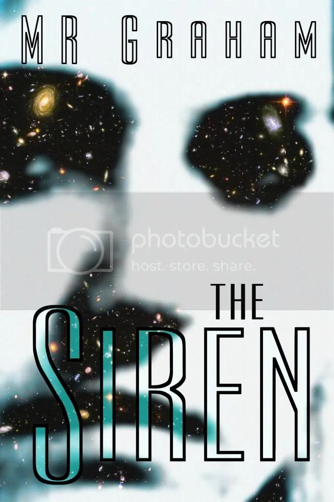 the siren scifi book cover