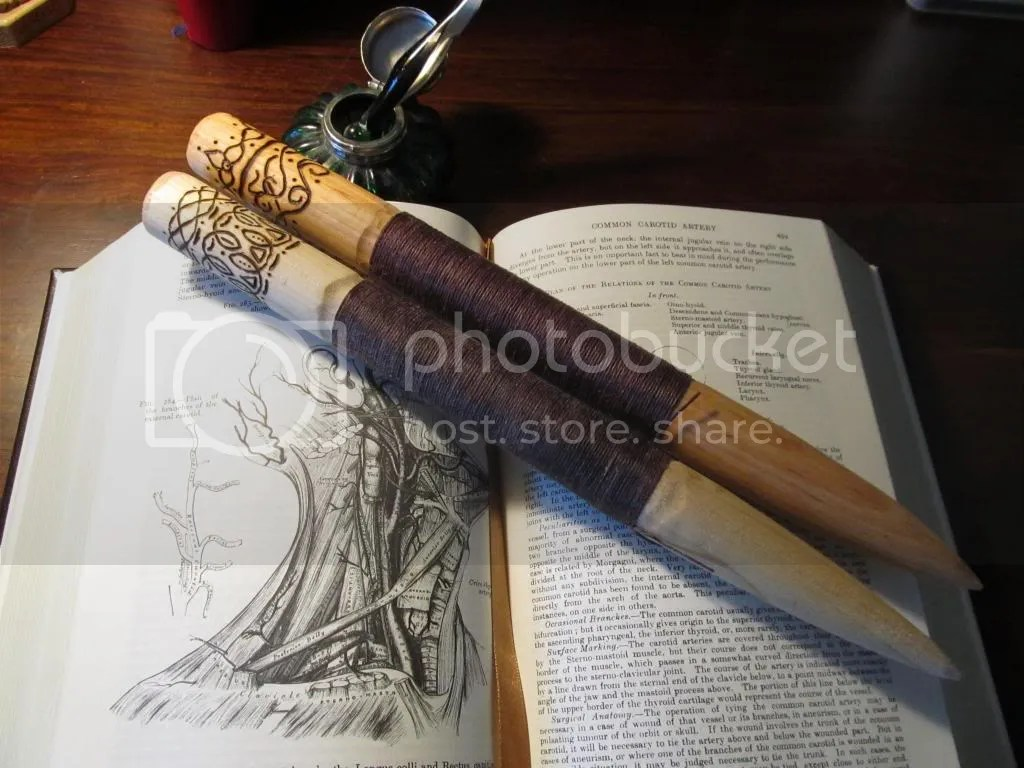 vampire hunter slayer wooden stake