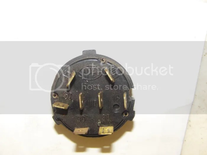 1976 Fiat 124 Spider Ignition Switch Wiring Diagram